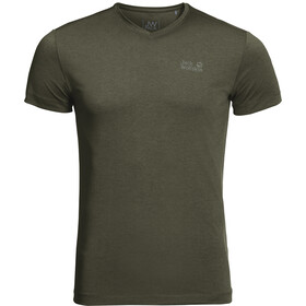 Jack Wolfskin JWP T-Shirt Heren, woodland green